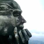 i Keep Thinking - thinking_statue